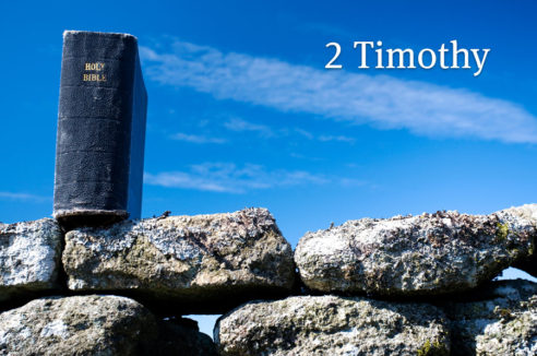 2 Timothy - Be Strong in the Lord