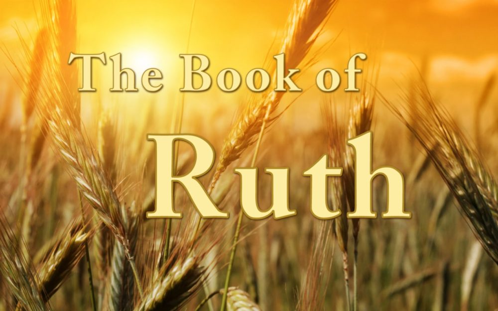 Ruth: God Never Leaves Us